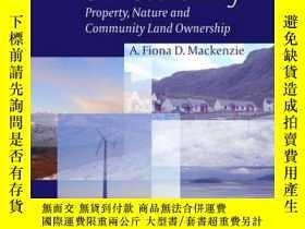 二手書博民逛書店Places罕見of Possibility: Property, Nature and Community La