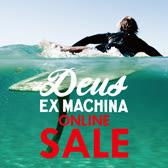 Deus Ex Machina - 澳洲經典騎士品牌【3折】