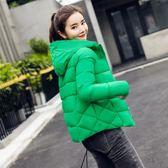 棉衣女短款秋冬新款加厚寬鬆羽絨棉服女裝外套學生面包服【限時八折】
