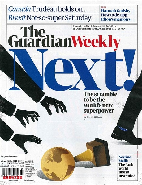 the guardian weekly 1025/2019