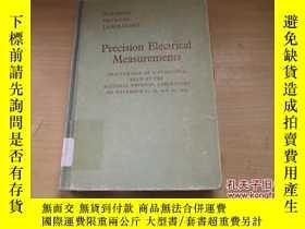 二手書博民逛書店Precision罕見Electrical Measuremen