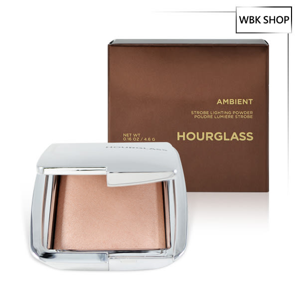 Hourglass 透亮高光乾濕兩用蜜粉餅4.6g #Euphoric Ambient Strobe Lighting Powder - WBK SHOP