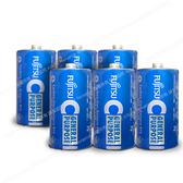 Fujitsu富士通 碳鋅2號電池(6顆入) R14 F-GP