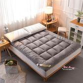 床墊 加厚家用床墊 床褥子1.5m1.8米1.2米單人雙人軟墊被學生宿舍床褥墊T