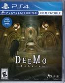 【玩樂小熊】現貨中 PS4遊戲 DEEMO Reborn 中文版