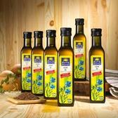 德國冷壓初榨亞麻仁油6瓶特惠組(每瓶250ml) – 智慧有機體