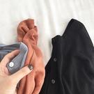 DE shop - 薄款長袖針織衫外套 - HL-8699