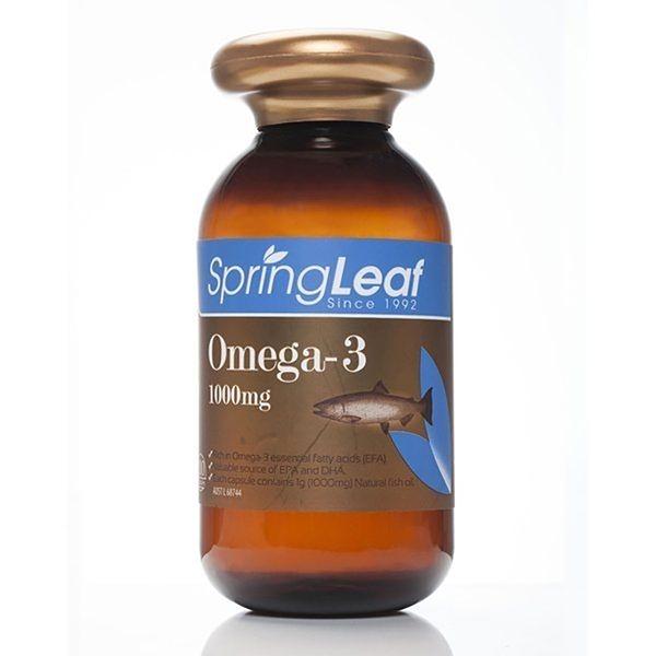 澳洲 Spring Leaf 綠芙特級 深海魚油軟膠囊 200粒 公司貨【生活ODOKE】