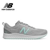 【New Balance】緩震跑鞋_女性_淺灰_WARISCG3-D楦