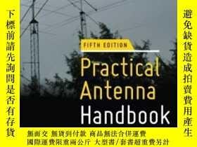二手書博民逛書店Practical罕見Antenna Handbook 5 eY