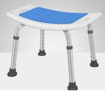 折疊凳 洗澡凳子老人淋浴房孕婦沐浴椅防滑浴室凳家用老年洗澡專用椅沖涼【快速出貨好康八折】