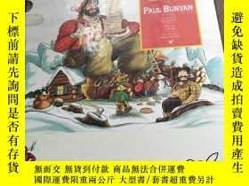 二手書博民逛書店JONATHAN罕見WINTERS reads PAUL BUN