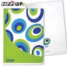 【4折】HFPWP 普普風L型文件套 底部超音波加強 台灣製 E310P5-10