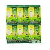 韓式傳統海苔 綠茶風味海苔 - (12盒/袋)
