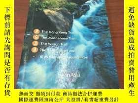 二手書博民逛書店The罕見serious Hiker s Guide to hong kongY314746 PETE SPU