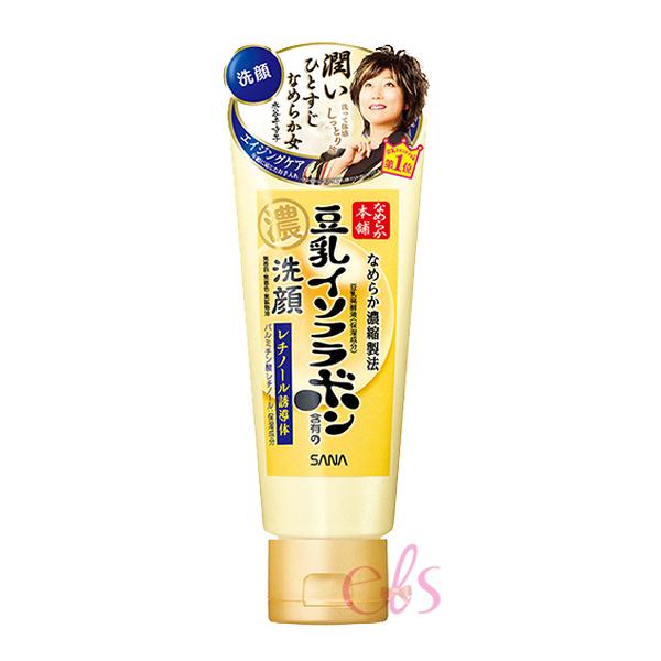 SANA 豆乳美肌緊緻潤澤洗面乳 150g ☆艾莉莎ELS☆