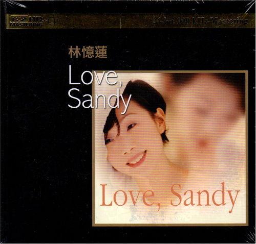 【停看聽音響唱片】【K2HD】林憶蓮:Love,Sandy