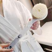 搓澡巾洗澡刷搓背洗澡搓澡神器強力不求人后背長柄軟毛洗背多色小屋