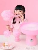 棉花糖機 果語棉花糖機兒童家用商用全自動小型迷你電動零食制作機花式DIY mks阿薩布魯