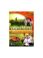 博民逛二手書《Open Mind (1) with Webcode & Audi