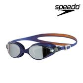 ≡Speedo≡ 成人運動鏡面泳鏡V-class Mirror - SD810966B997