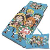 【享夢城堡】航海王 友誼之光系列-精梳棉冬夏兩用兒童睡袋