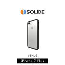 【G2 STORE】Solide Case Venus iPhone 7  Plus 5.5吋 標準版 防摔 保護殻 邊框 - 石墨黑