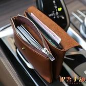復古手工零錢包頭層牛皮硬幣包男女迷你卡包錢夾駕照包【倪醬小舖】