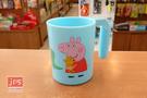 Peppa Pig 粉紅豬小妹 佩佩豬 PP牙刷杯 娃娃 藍 PP51231a