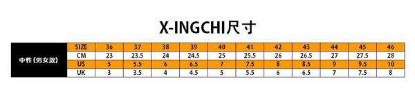 X-INGCHI 女款黑色英倫風低筒帆布鞋-NO.X0233
