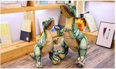 【40公分】仿真棘龍娃娃 恐龍玩偶 抱枕 靠墊 聖誕節交換禮物 生日禮物 辦公室ZAKKA擺設 兒童節