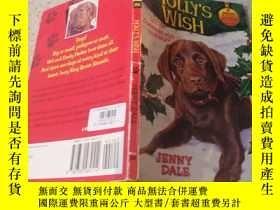 二手書博民逛書店HOLLYS罕見WISH JENNY DALE:霍利斯祝願珍妮戴爾Y200392