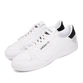 adidas 休閒鞋 Continental 80 白 黑 皮革 基本款 經典復刻 男鞋 運動鞋【ACS】 FV3891