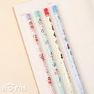 日貨蠟筆小新原木鉛筆 三角軸系列- Norns 日本進口 2B HB 鉛筆文具