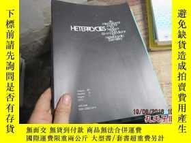 二手書博民逛書店heterocycles罕見volume 87 number 8