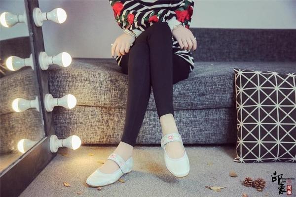 復古緞面布鞋傳統方頭漢服配鞋民族風仙女舞鞋單鞋女旗袍鞋 萬聖節鉅惠
