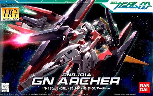鋼彈模型 HG 1/144 鋼彈00 GNR-101A GN ARCHER GN 弓兵戰機 TOYeGO 玩具e哥