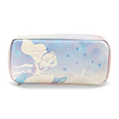 《sun-star》迪士尼公主PURE& 幻彩純粹系列PU皮革珠光大開口筆袋(愛麗絲)_UA50857