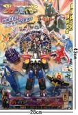 超星神大賽沙5合1機器人合體玩具里拜亞桑迦樓羅鋼西薩多魯庫魯斯  免運直出