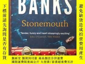 二手書博民逛書店罕見stonemouthY2670 iain banks aba
