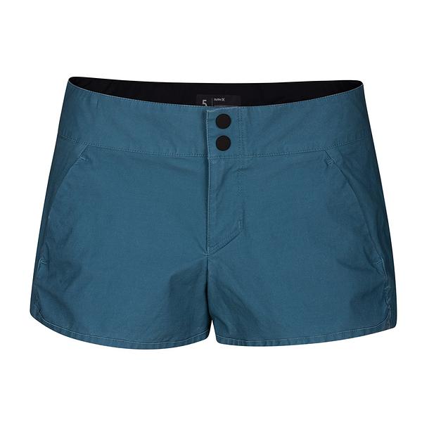 HURLEY|女 LOWRIDER PORTSIDE SHORT 休閒短褲