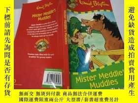二手書博民逛書店mister罕見meddle s muddles梅德爾先生的糊塗賬Y212829 不祥 不祥