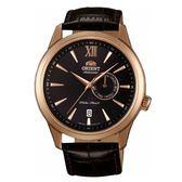 【分期0利率】ORIENT 東方錶 機械錶 原廠公司貨 錶徑4.3公分 FAL00004B 黑面 皮帶