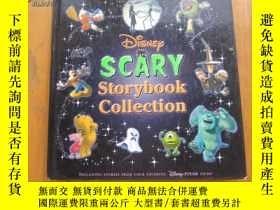二手書博民逛書店Disney罕見SCARY Storybook Collecti