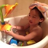 兒童洗澡玩具玩水花灑噴水花灑向日葵玩具【奇趣小屋】