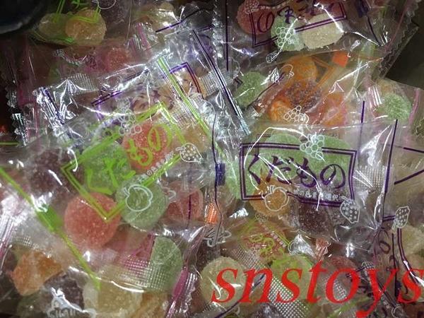 sns 古早味 懷舊零食 哈妮軟糖 果汁QQ軟糖 QQ糖 QQ軟糖 果汁軟糖 水果QQ糖 300公克約40個~年節糖果