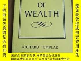 二手書博民逛書店The罕見Rules of Wealth 財富規則Y12800