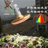 店長推薦全光譜LED植物生長燈 大棚蔬菜育苗水草月季花卉室內 多肉補光燈