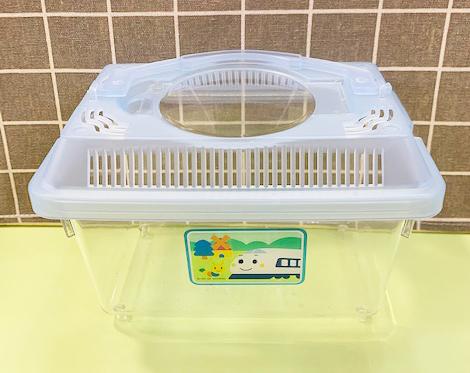 【震撼精品百貨】Shin Kan Sen 新幹線~三麗鷗新幹線寵物提盒-藍#73551