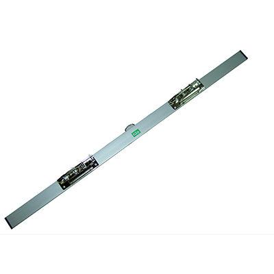 鐵人 E24203高級強力鋁製報夾  長約71cm